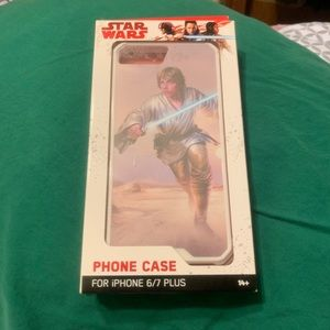 Other - Star Wars iPhone 6+/7+ case